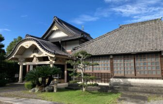 岡川寺本堂