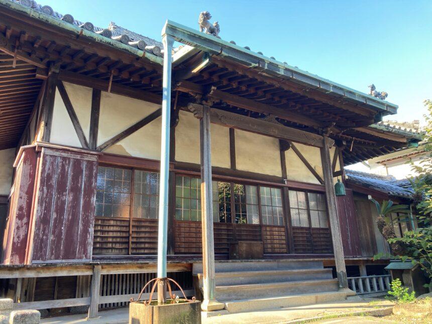 浄土寺 半田 本堂
